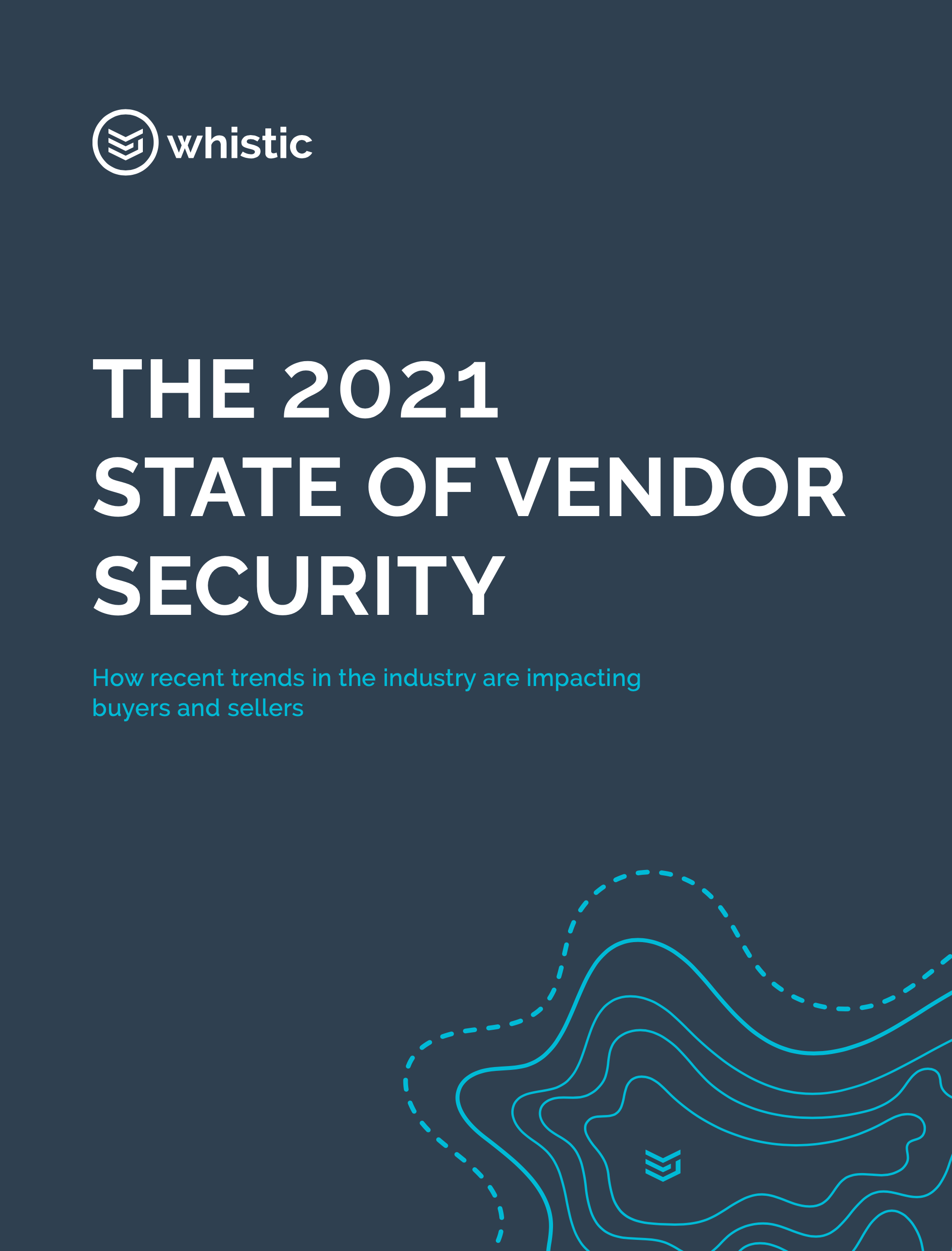 2021 State of Vendor Security Cover