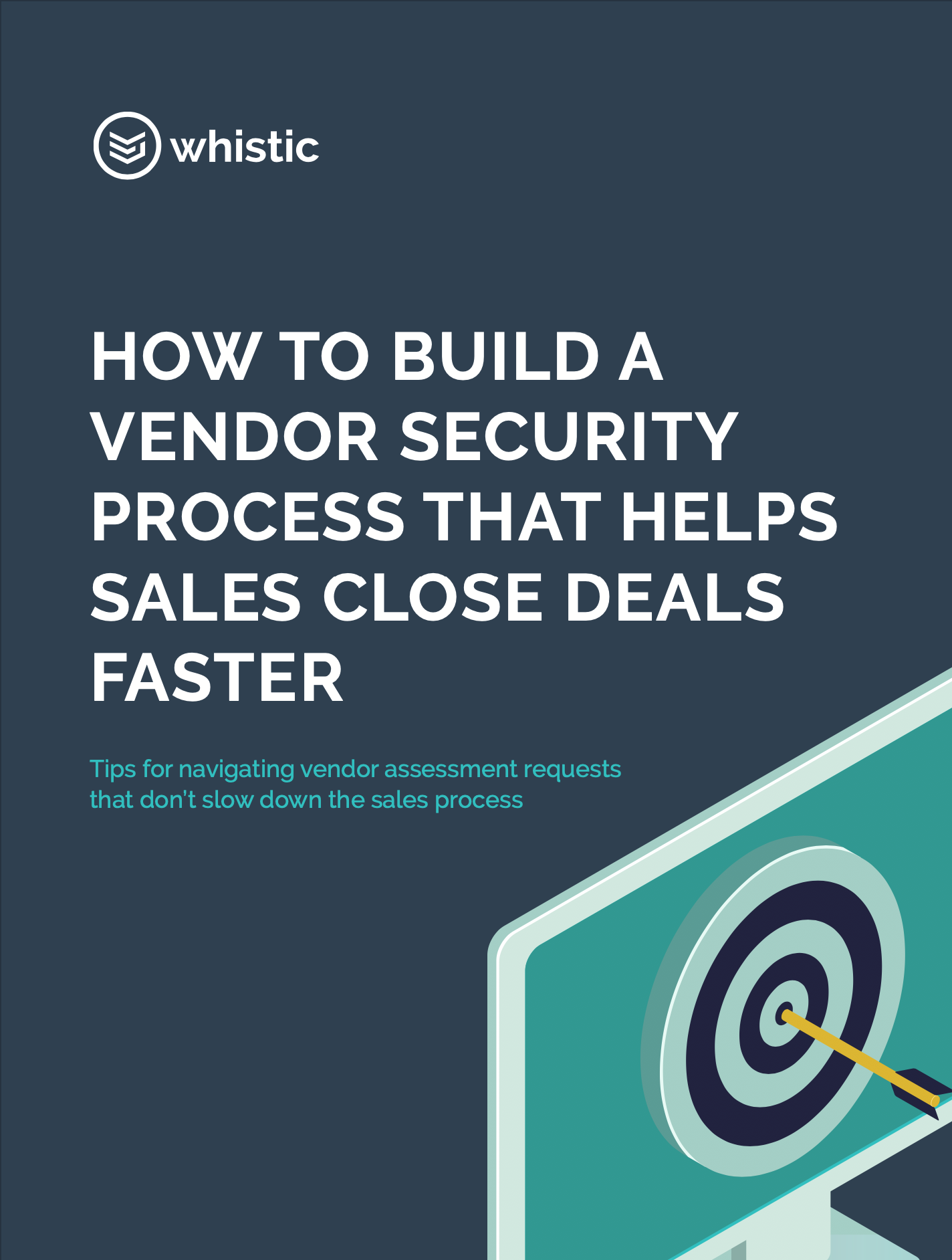 Vendor Security for Faster Deals Cover